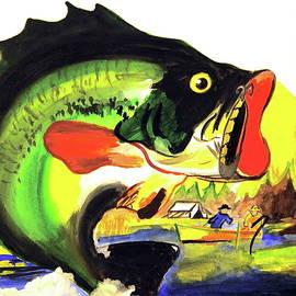 Linda Simon - Gone Fishing