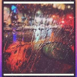 Camilla Hones - Good Evening, It Rains. ❤ #rain