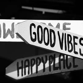 Joan Carroll - Good Good Good Good Vibrations