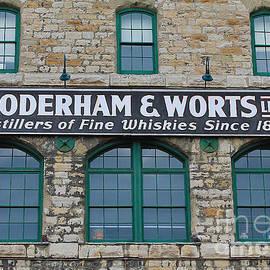 Nina Silver - Gooderham And Worts Distillery