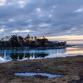 Kirkodd Photography Of New England - Goosefare Brook - Saco Maine