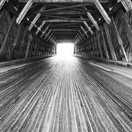 Dave Schmidt - Gorham Covered Bridge