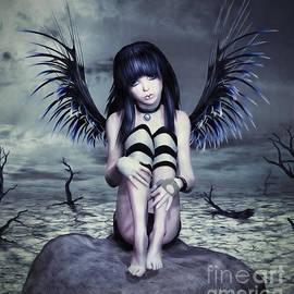 Alicia Hollinger - Goth Fairy
