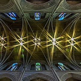 Bill Gallagher - Grace Cathedral Starburst