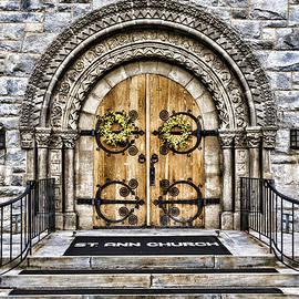 Stephen Stookey - Grace - St Ann Church