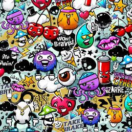 Mark Ashkenazi - Graffiti Fun
