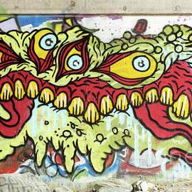 Graffiti Norwich Vermont - Edward Fielding