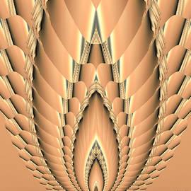 Judi Suni Hall - Grain Abstract