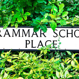 Grammer School Place - Tom Gowanlock