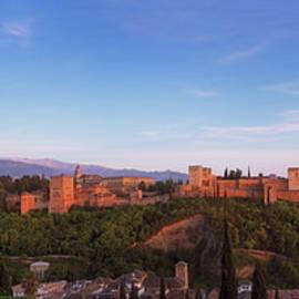 Joan Carroll - Granada Panorama