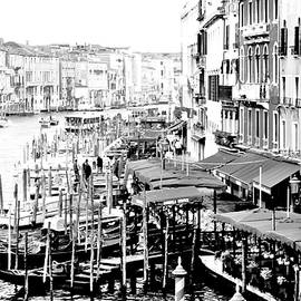 Nigel Radcliffe - Grand Canal from the Rialto