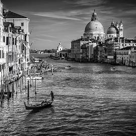 Grand Canal View - Andrew Soundarajan