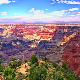 Allen Beatty - Grand Canyon # 15 - Desert View