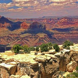 Allen Beatty - Grand Canyon # 17 - Navajo Point