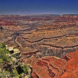 Grand Canyon # 19 - Mohave Point