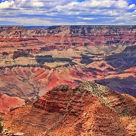 Allen Beatty - Grand Canyon # 20 - Navajo Point