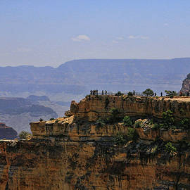 Allen Beatty - Grand Canyon # 27 - Powell Point