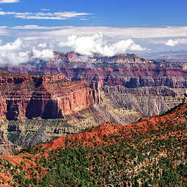 Carolyn Derstine - Grand Canyon Point Imperial View
