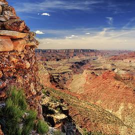 James Eddy - Grand Canyon Wall