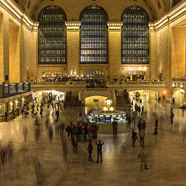 Grand Central Station - Martin Newman