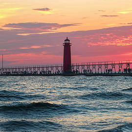 Pat Cook - Grand Haven Pier