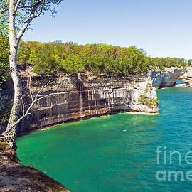 Craig Sterken - Grand Portal Point - Pictured Rocks National Lakeshore, Michigan