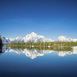 Jill Laudenslager - Grand Teton Mountain