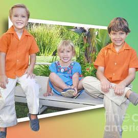 Robin  Waters - Grandchildren