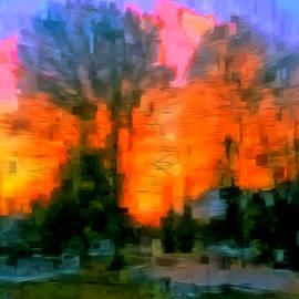 A Blackwell - Grandview Evening