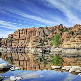 Donna Kennedy - Granite Dells at Watson Lake