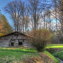 Tim Ford - Grape Creek Barn