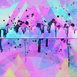 Graphic Style SKYLINE  - Melanie Viola