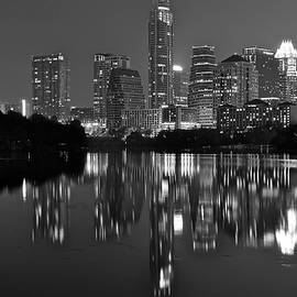 Frozen in Time Fine Art Photography - Grayscale Austin Texas