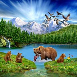 Glenn Holbrook - Great Bear Wilderness