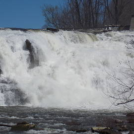 Catherine Gagne - Great Falls in Canaan