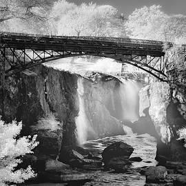 Susan Candelario - Great Falls Paterson NJ BW