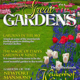 Mike Nellums - Great Gardens magazine cover