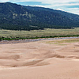 Great Sand Dunes National Park Panorama - Shane Linke