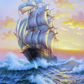 Kristian Leov - Great Sea