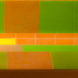 Rick Baker - Green and Orange