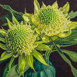Fiona Craig - Green and White Waratahs 1