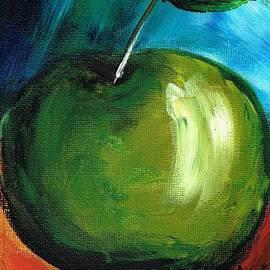 Jolanta Anna Karolska - Green Apple