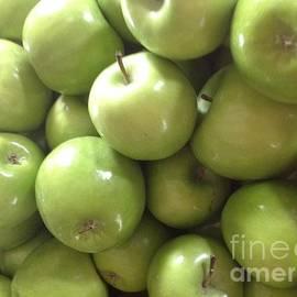 Karen Moren - Green Apples...lots of Green Apples