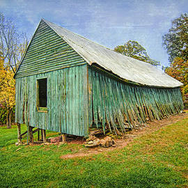 Marion Johnson - Green Barn