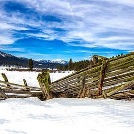 Kaylyn Franks - Green Chute Idaho Landscapes by Kaylyn Franks