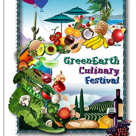 Joe Roselle - Green Earth Culinary Festival