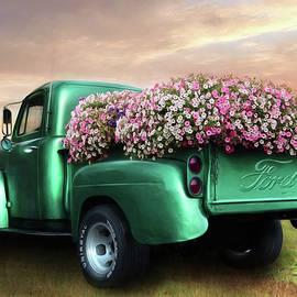 Lori Deiter - Green Flower Truck
