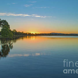 Naomi Burgess - Green Hill Lake