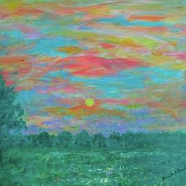 Kendall Kessler - Green Meadow Mist Stage One