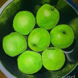 Olga Zavgorodnya - Green Sour-Sweet Apples